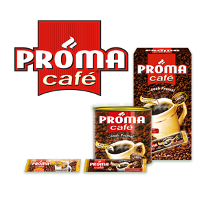 Corporate Proma Cafe Pack Shot